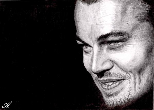 Leonardo DiCaprio by Arty